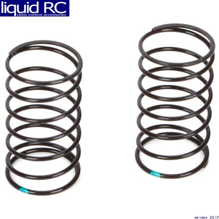 Vaterra 213012 RR Shock Spring Set Soft: 1/14 KEM KAL MDT MR