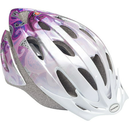 Schwinn Thrasher Women's Bicycle Helmet, Adult