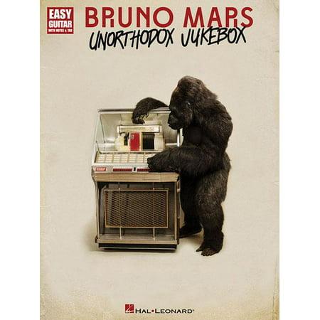 Bruno Mars   Unorthodox Jukebox  Easy Guitar With Notes   Tab  Paperback