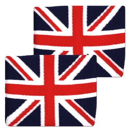 Unique Sports Flag Wristbands - United Kingdom - Sports Flags Coupon Code