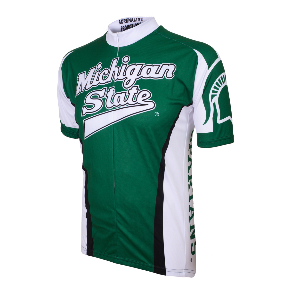 Adrenaline Promotions Michigan State Spartans Cycling Jersey