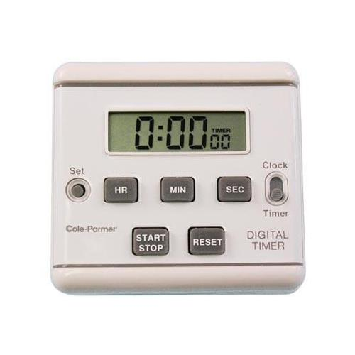 Clip-On Clock Timer APLS1321