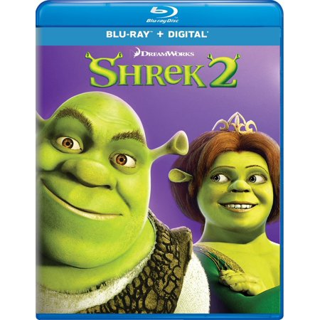 Shrek 2 Blu-ray + Digital (VUDU Instawatch Included) - Gingerbread Man From Shrek