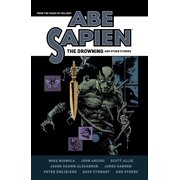 Abe Sapien: The Drowning and Other Stories - eBook