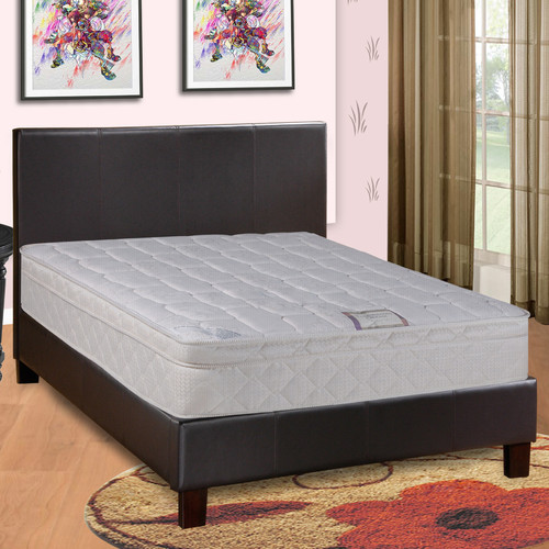 Spinal Solution 9'' Medium-Plush Innerspring Mattress