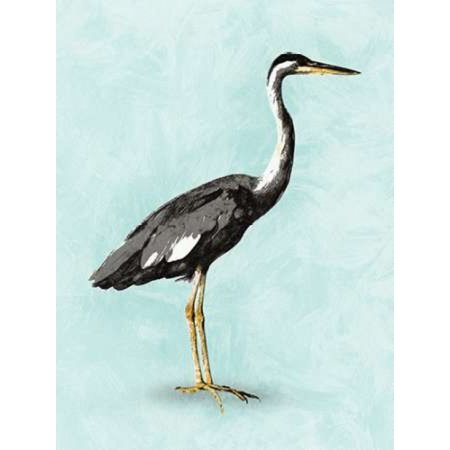 Seashore Bird I Poster Print by  PI Galerie (11 x 14)