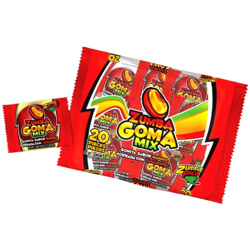 Zumba Goma Mango
