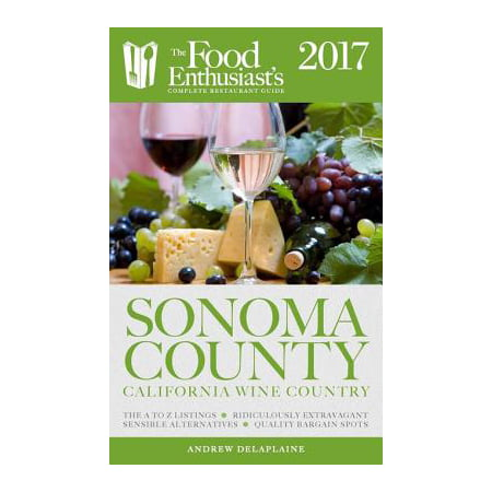 Sonoma Valley - 2017 - eBook