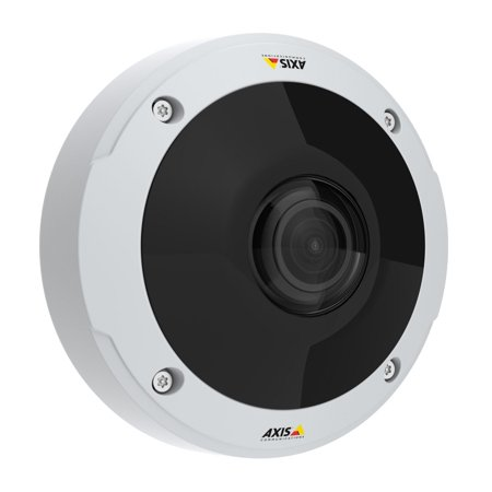 AXIS M3058-PLVE 12MP 4K IR Outdoor Dome IP Security Camera 360 Panoramic View