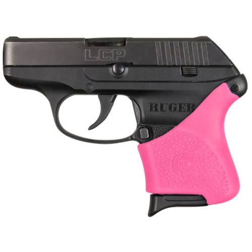 Hogue Grips Grip Rubber, Fits Ruger LCP, Hybrid