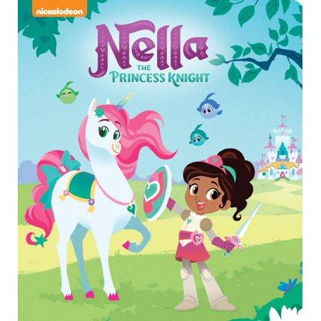 Knights And Princess (Nella the Princess Knight Board Book (Nella the Princess)