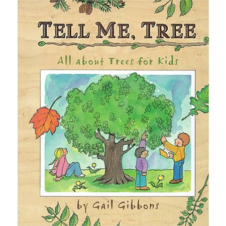 Tell Me, Tree : All About Trees for - All About Me Paper