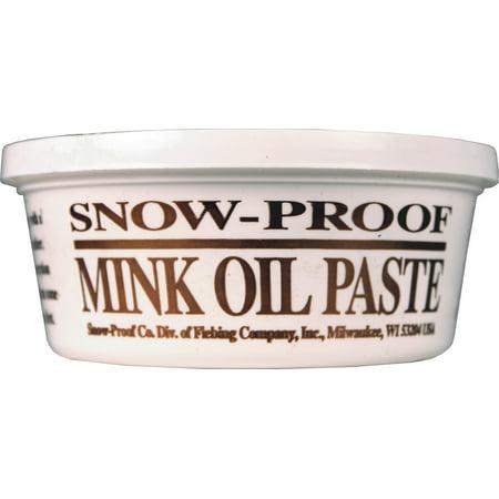 Fiebing Company Inc D-Snow Proof Mink Oil Paste 8 (Mink Oil Paste)