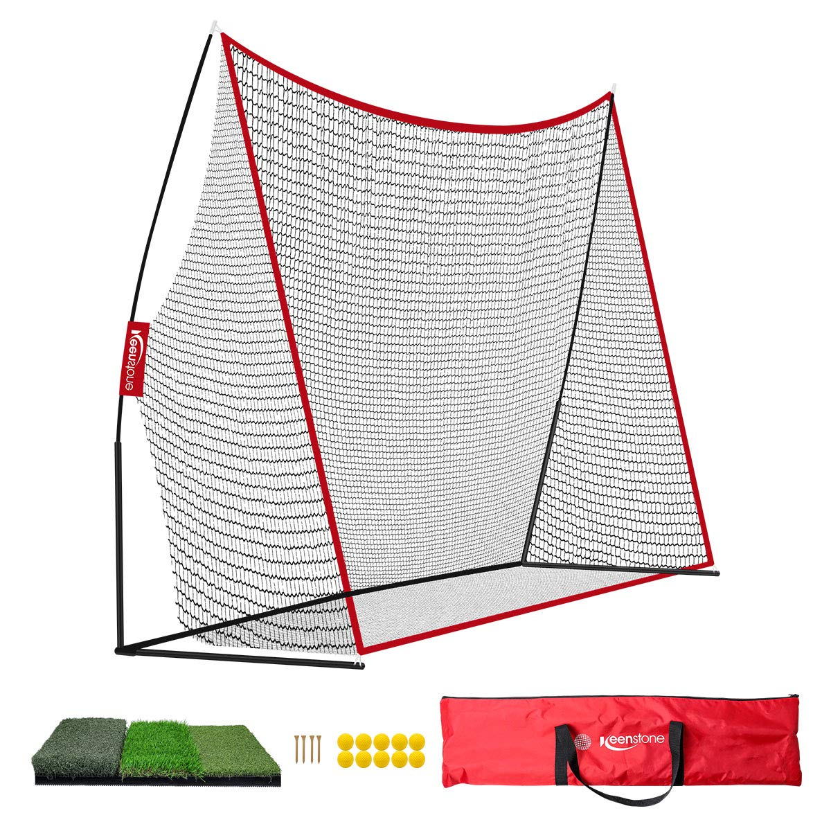 Golf Nets Golf Practice Net Hitting Netting For Backyard