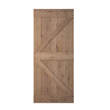 Legion Furniture Solid Wood Room Dividers Double Interior Barn Door With Hardware Kit