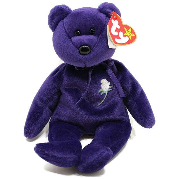 Ty Beanie Babies Princess Bear Walmart Com Walmart Com