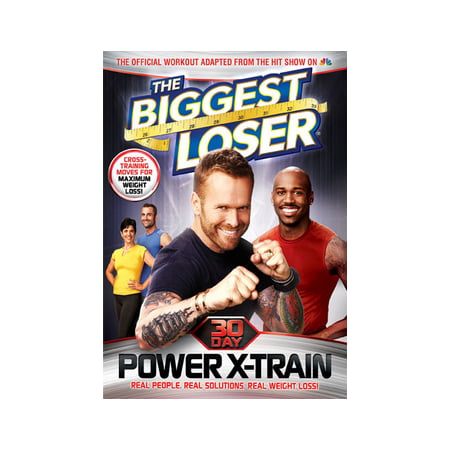The Biggest Loser: 30 Day Power X-Train