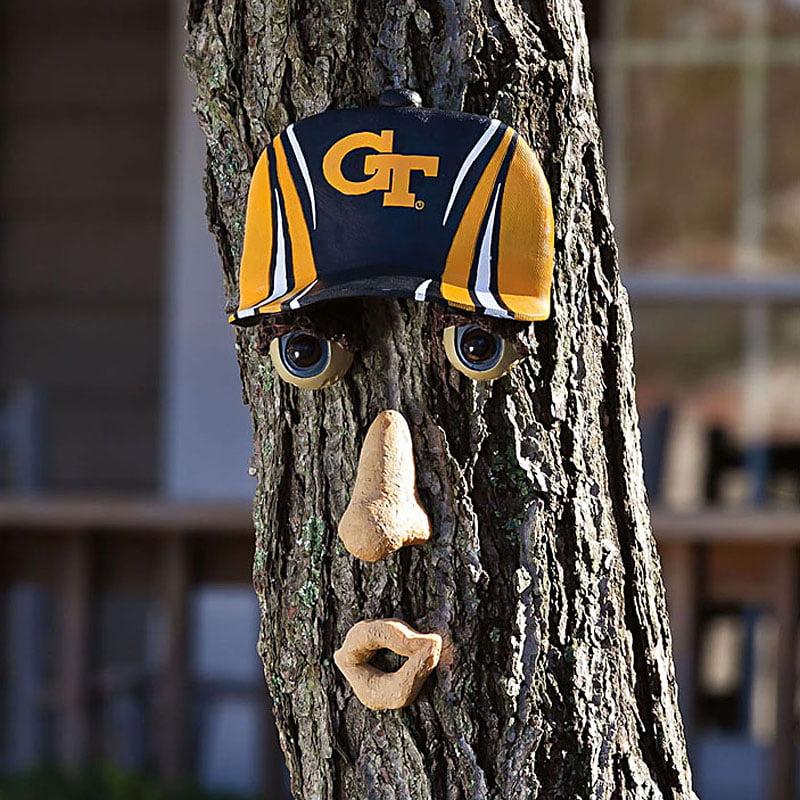 Georgia Tech Forest Face