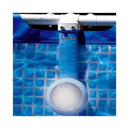 Nitebrite 35 watt swimming pool light frame style for Pool light show walmart