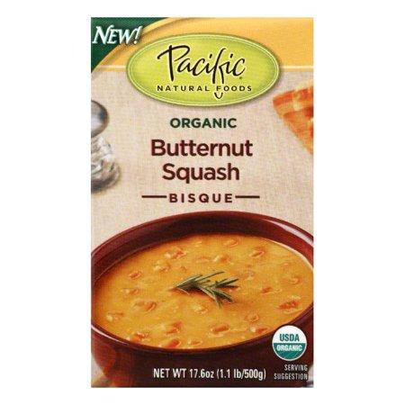 Pacific Butternut Squash Organic Bisque, 17.6 Oz (Pack of 12)](Halloween Squash Soup)