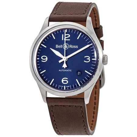 Bell Ross Price (Bell and Ross Automatic Blue Dial Men's Watch BRV192-BLU-ST/SCA )