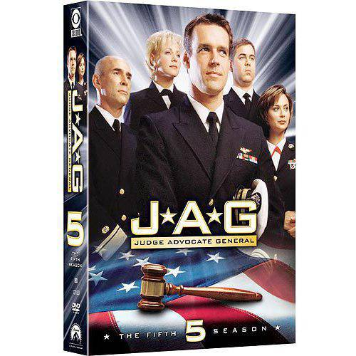 JAG: The Complete Fifth Season (Widescreen)