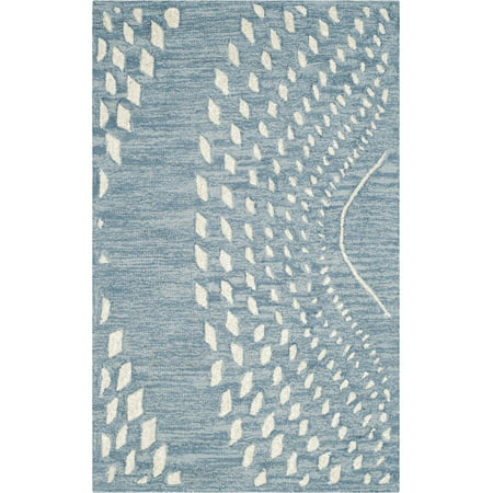 Safavieh Bella Elisie Contemporary Wool Area Rug or - Antara Contemporary Wool Area Rug