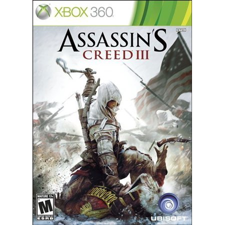 Image of Assassin's Creed 3 (Xbox 360)
