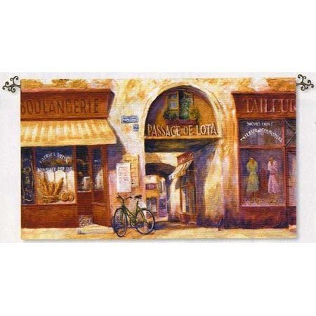Passage de Lota Fine Art Tapestry - A - H 38 x W 78 - image 1 of 1