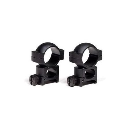 Vortex 1-inch Riflescope Rings, High, Picatinny/Weaver, Set of
