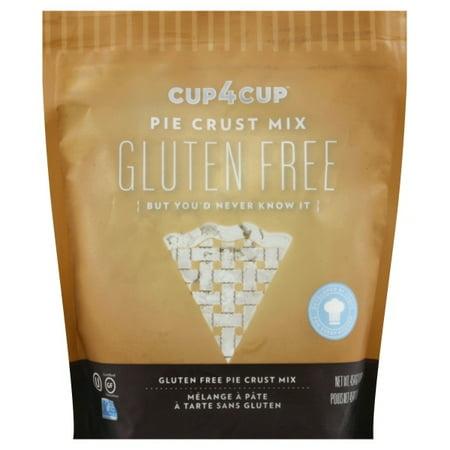 Gluten Free Shells - Cup4Cup Gluten Free Pie Crust Mix, 16 oz