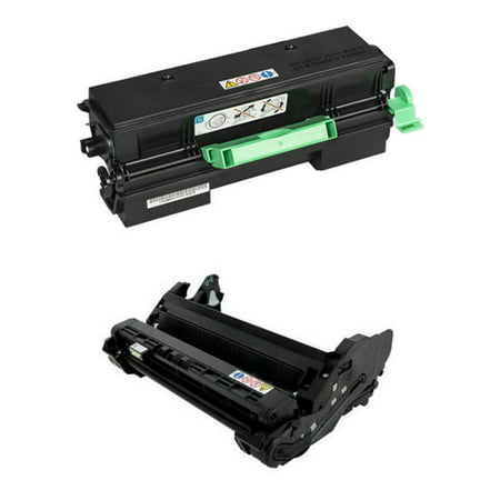 C53034x Photoconductor Unit - Ricoh 407319 Print Cartridge and 407324 Photoconductor Unit for SP 4510DN, 4510SF