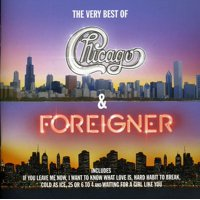 Very Best of Chicago & Foreigner (CD)