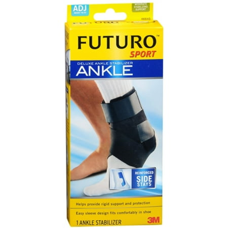 3M Futuro Sport Deluxe Ankle Stabilizer Brace Deluxe Ankle Support
