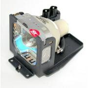 Sanyo PLC-SU50 Projector Housing with Genuine Original OEM Bulb