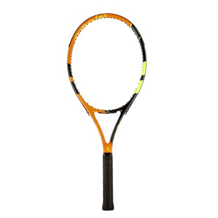 AngelCity Outdoor Sporting Adult Carbon Tennis Racket For Sports Carbon Graphite Tennis Racquet