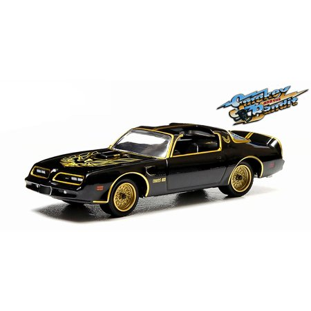 1977 Pontiac Trans Am Smokey and the Bandit (1977) 1/64 by Greenlight 44710 A, BANDIT'S 1977 PONTIAC TRANS AM from the classic film SMOKEY AND THE.., By GL