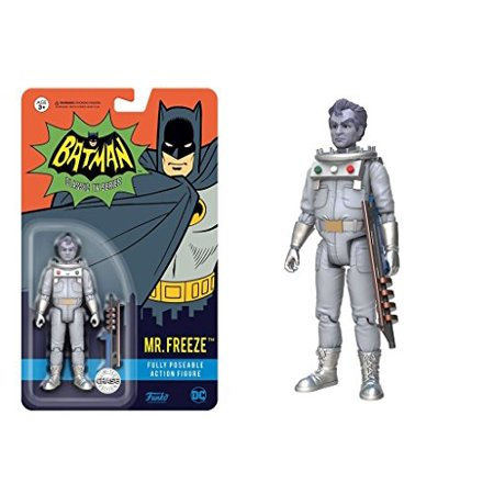 Funko Action Figure - Batman Classic TV Series - MR. FREEZE (Young)Limited Chase - image 1 de 1