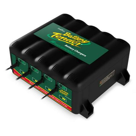 Battery Tender 4 Bank 12Vbattery Charger