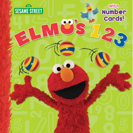 Elmo's 123 (Sesame Street) - 123 Sesame Street