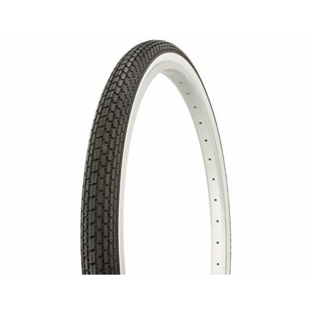 Tire Duro 26   X 1 75   Black White Side Wall Hf 120A  Bicycle Tire  Bike Tire  Beach Cruiser Bike Tire  Cruiser Bike Tire