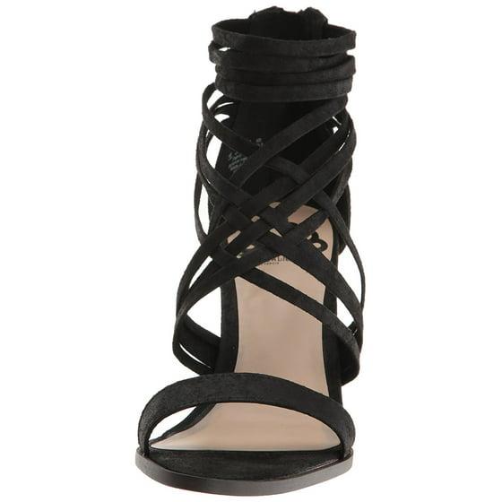 69446cdeb244 Fergie Shoes - Fergalicious Womens Hunter Fabric Open Toe Casual ...