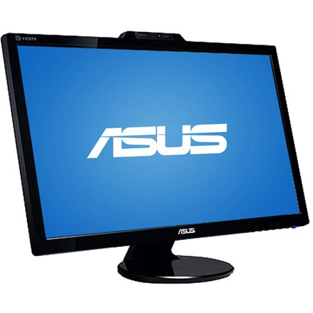 Asus 27 Quot Widescreen Lcd Monitor With Webcam Black Vk278q
