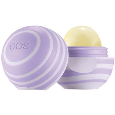 EOS Smooth Lip Balm Sphere, Blackberry Nectar 0.25 oz (Pack of 6)