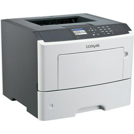 Lexmark MS610DN Laser Printer - Monochrome - 1200 x 1200 dpi Print - Plain Paper Print - Desktop 35S3272