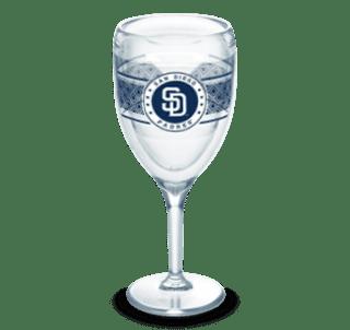 MLB San Diego Padres Select 9 oz Wine