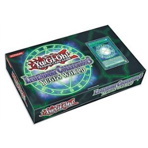 Yugioh Legendary Collection 3: Yugi's World Box Trading Card with The Seal of Orichalcos(Discontinued by