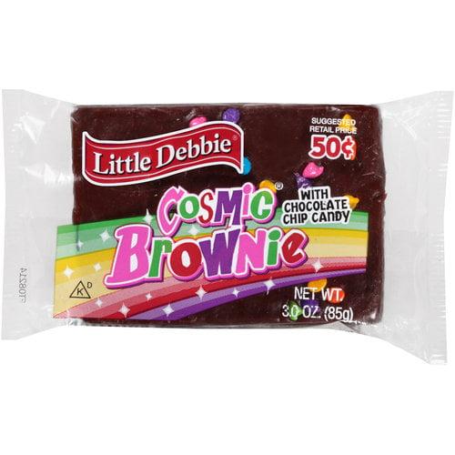 Little Debbie Cosmic Brownie, 3oz