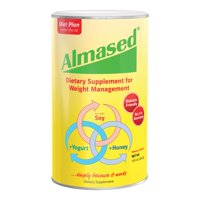Almased Meal Replacement Shake, Multi Protein Powder, 17.6 oz