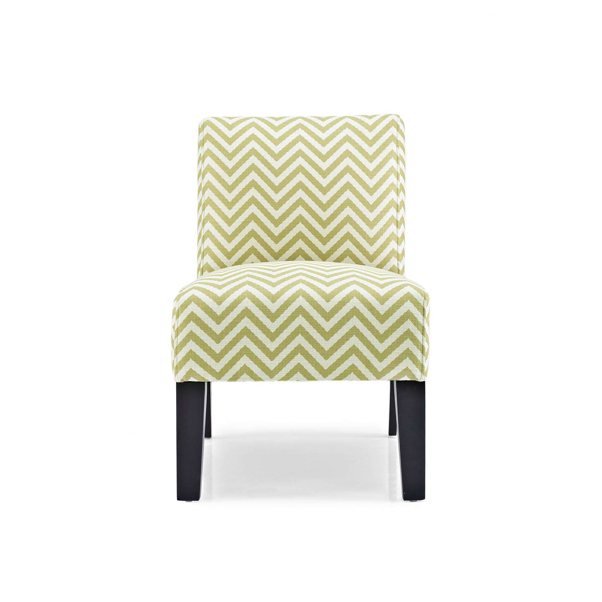 Allegro Ziggi Upholstered Accent Chair, Multiple Colors by Dwell Home Inc